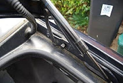 nero portellone e altri componenti dell/'auto cofano Per baule Diametro della guarnizione della lampadina verticale: 12 mm Intervallo di serraggio: da 0,1/cm a 0,4/cm bagagliaio