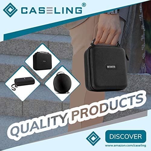 Hard CASE for Samsung Gear VR – Virtual Reality Headset. by Caseling 51mj9jTuJvL