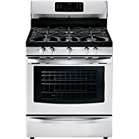Kenmore 74333 5.6 cu. ft. Self Clean Gas Range in Stainless Steel, includes delivery and hookup (Available in select cities only)