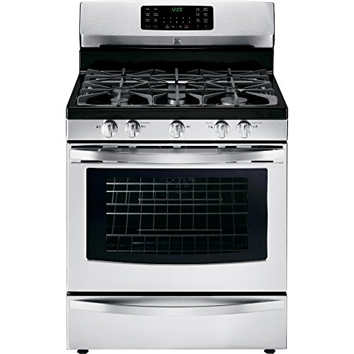 Kenmore 74333 5.6 cu. ft. Self Clean Gas Range in Stainless Steel, includes delivery and ()