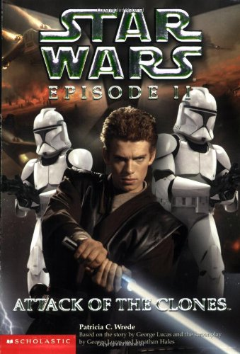 Star Wars, Episode II - Attack of the Clones (Junior Novelization) - Book  of the Star Wars Legends