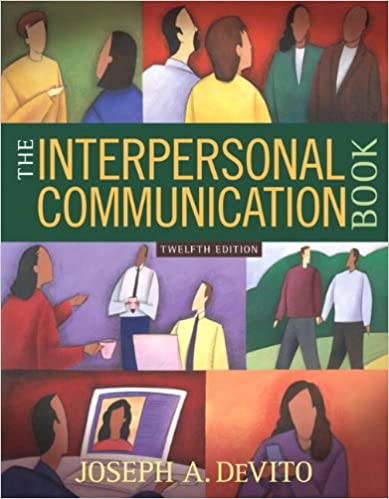 The Interpersonal Communication Book 13th Edition Pdf