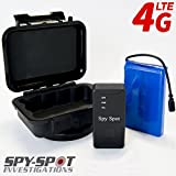 GL 300MA Real Time GPS Tracker With Magnetic Case and Large Extended Battery