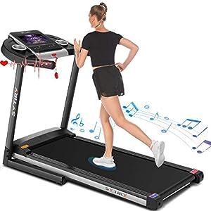 SYTIRY Treadmill with Screen