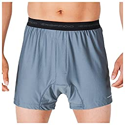 ExOfficio Give-N-Go Boxer - Men\'s Charcoal Medium
