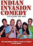 Indian Invasion Comedy: Civilizing the West - Comedy DVD, Funny Videos
