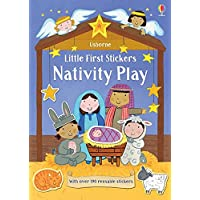 Nativity Play (Little First Stickers)