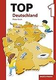 Topographische Arbeitshefte - Ausgabe 2016: TOP 1 Deutschland