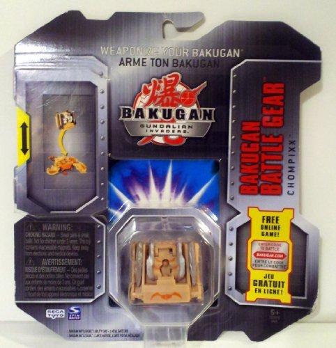 Bakugan Battle Gear Chompixx (Bakugan Gear Toys)