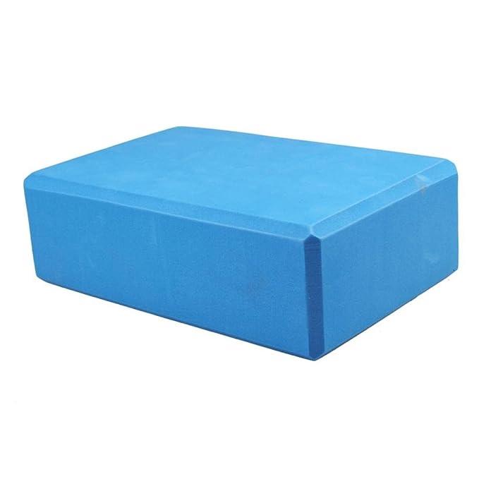 Yoga Foam Blocks,Aurorax High Density EVA Foam Yoga and Deepen Poses