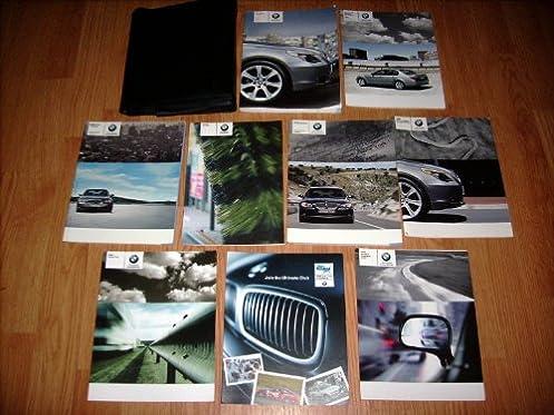 2007 bmw 525i 530i 550i 525xi 530xi owners manual amazon com books rh amazon com 2007 bmw 525i sedan owners manual 2007 BMW 530Xi Wagon