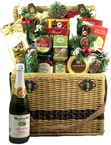 Christmas in Central Park, Deluxe Holiday Gift Basket ()