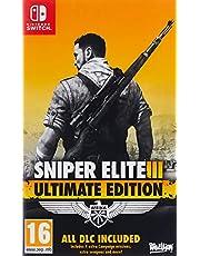 Sniper Elite 3 Ultimate Edi Nintendo Switch;