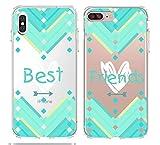 Best iPhone 6 Case friends phone case - SHARK Infinity Heart Arrow Aztec Best Friends Style Review