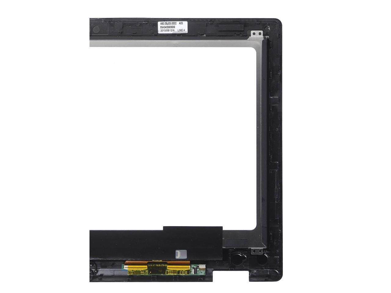 LA-Tronics Replacement Screen for Dell Inspiron 13 7352 7353 FHD 13.3'' IPS LCD Touch Screen Digitizer Assembly by LA-Tronics (Image #5)