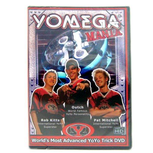 Yomega Mania DVD- 150 Tricks