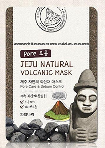 Jeju Natural Volcanic Ash Facial product image