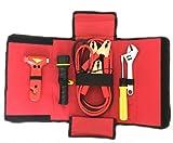 Road Pro Emergency Road Side Kit (Automotive Emergency Jumper Cable Kit)