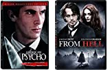 Psycho Killer 2-DVD Bundle American Psycho & From Hell Set