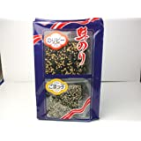 東北水産加工協同組合 ばかうけ!のりピー&こまっ子 味付のり 8切6枚×6袋 全形4.5枚分