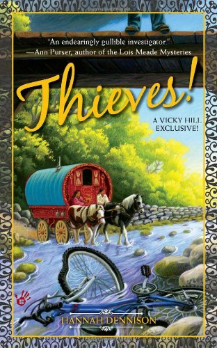 book cover of Thieves!