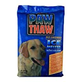 Pestell 683051 Paw Thaw Ice Melt for Pets, 25 lb Bag