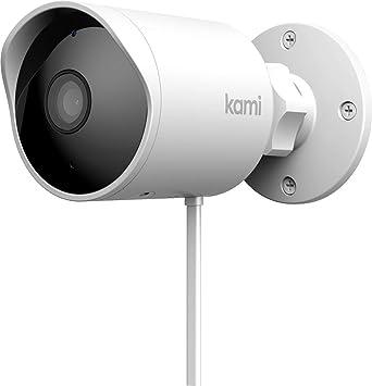 Opinión sobre YI Technologie Kami H31 - Cámara de vigilancia Exterior con Cable