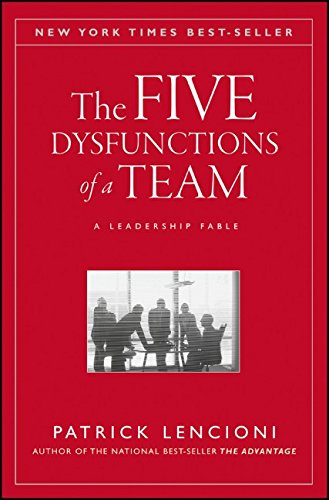 The Five Dysfunctions of a Team ISBN-13 9780787960759