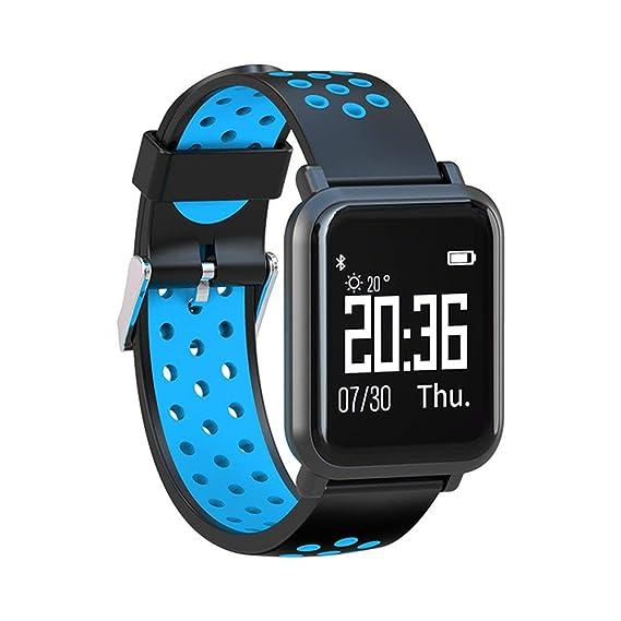 Amazon.com: SN60 Waterproof Bluetooth Smartwatch Wristwatch ...