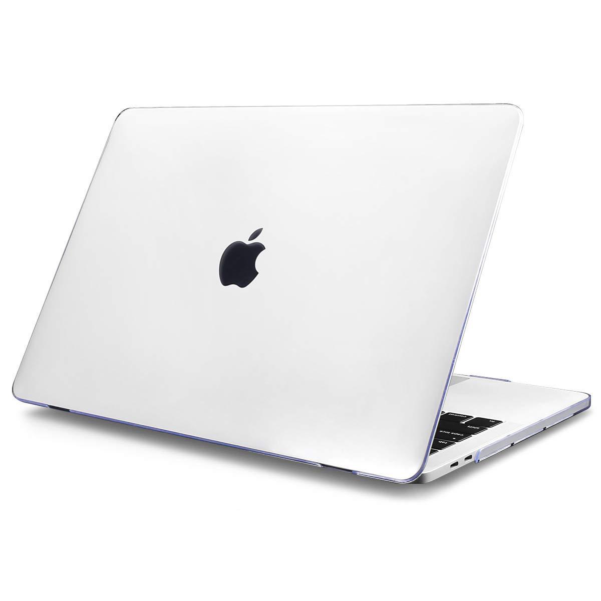 Azul Profundo Batianda Funda Dura para 2019 2018 MacBook Air 13 con Retina A1932 USB-C Port Carcasa R/ígida de Pl/ástico Cubierta Case Cover