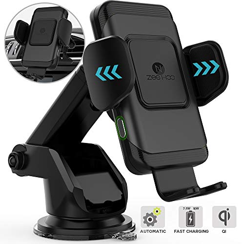 Top 10 iphone wireless charger car mount magnetic