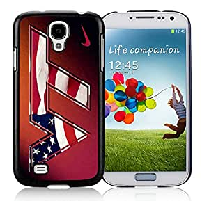 Customized Phone Case For Samsung S4 virginia tech hokies 01 Cell Phone Cover Case for Samsung Galaxy S4 I9500 i337 M919 i545 r970 l720 Black