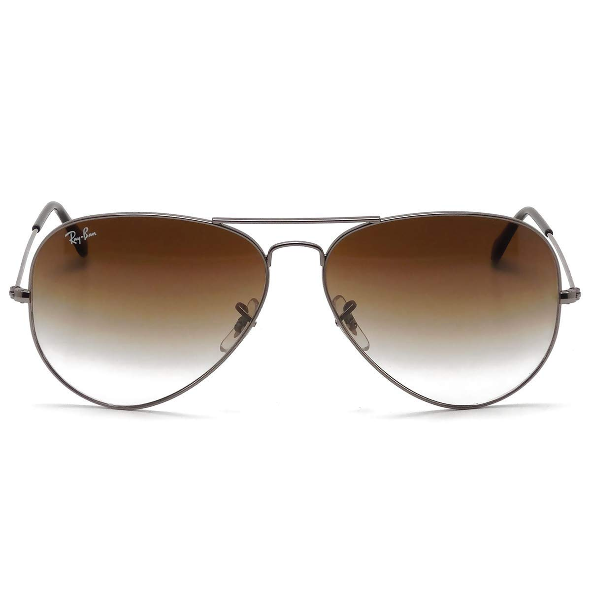 13cee198c62 Ray-Ban Gradient Aviator Sunglasses (0RB3025004 5162)  RAYBAN  Amazon.in   Clothing   Accessories