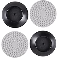 4 Pack Wall Guard Pads for Baby Gates Pressure Mount...