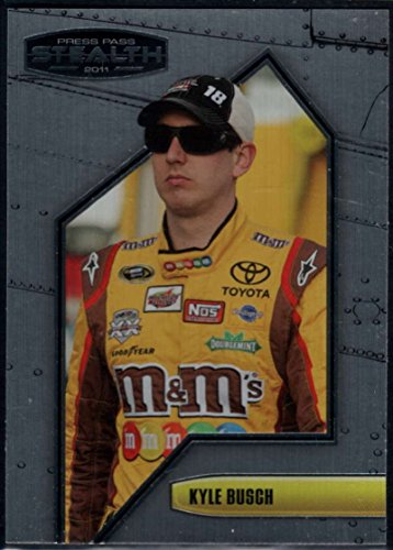 Racing Nascar 2011 Press Pass Stealth #28 Kyle Busch