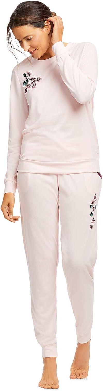 Gloria Vanderbilt Womens Sleep Pants Stretch Slim Fit Pajama Bottoms