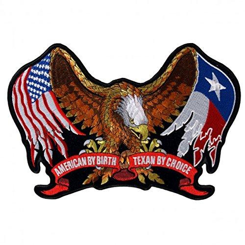 Hot Leathers, TEXAS FLAG EAGLE,