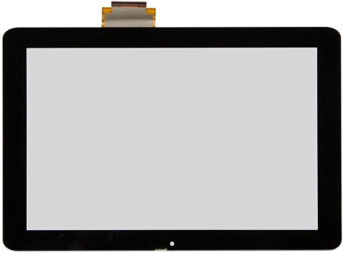 LCD for Acer A200 Iconia with Glue Card