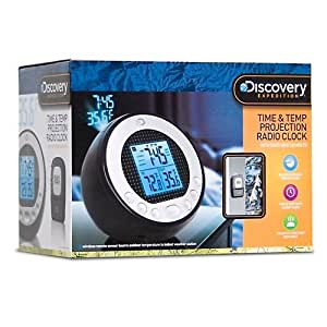 Discovery Expedition Alarm Clock Time Amp Temperature