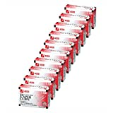 ACCO Economy #1 Paper Clips, Non-skid, Size #1, 10 Pack (A7072385)