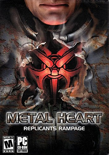 Metal Heart: Replicant's Rampage - PC (Rampage Pc)