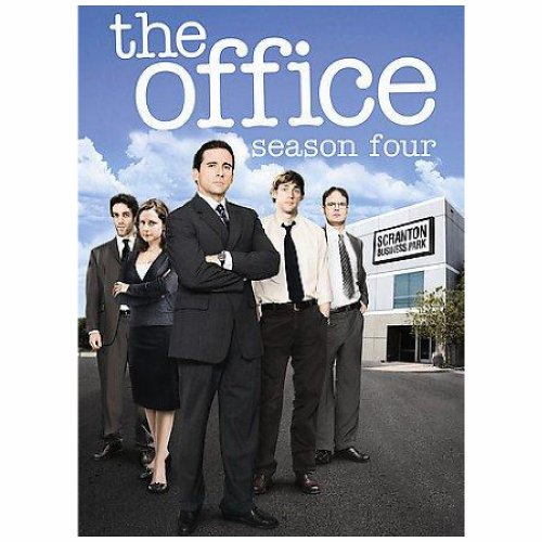 Price comparison product image OFFICE,  THE:SEASON 4(4DISC)