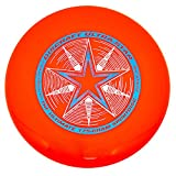 Discraft 175 gram Ultra Star Sport Disc, Bright Orange