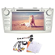 New Arrival Toyota Camry (2006-2011) Car Radio Android 4.4 System in Dash Car Deck DVD Gps Player Autoradio Video Audio Headunit Navigation with built-in 3D Map Bluetooth wifi