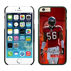 NFL Tampa Bay Buccaneers Dekoda Watson iPhone 6 Cases Black 4.7 Inches NFLIphone6Cases13554