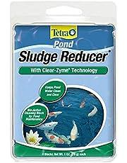 Tetra Pond Sludge Reducer Water Treatment, 4 Pack 28g