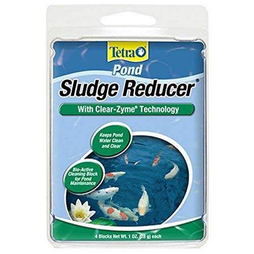 TetraPond Sludge Reducer, Water Treatment, Keeps Pond Water Clean (16736)