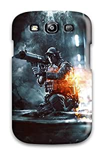 CATHERINE DOYLE's Shop Hot 2018478K16121671 Case Cover Battlefield 4 Second Assault Galaxy S3 Protective Case