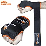 Best Hand Wraps - Meister Gel-Padded ProWrap Hand Wrap Gloves (Pair) Review