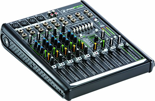 Mackie PROFX8V2 8-Channel Compact Mixer with USB and Effects by Mackie (Image #8)